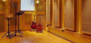 Studio recording with LmK Music Production.