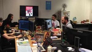 Game development studio