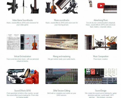 LmK Production Audio Services
