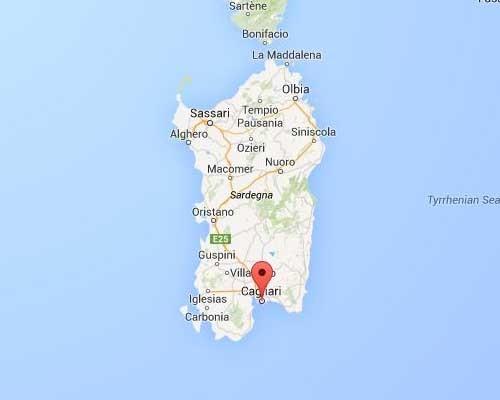 Cartina Sardegna Oristano.Mappa Hq Sardegna Lmk Music Production