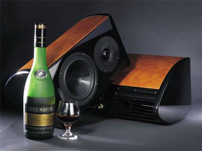 HI-FI audio system.