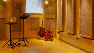 Do you have a recording studio?