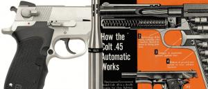 Banner sound design pistol