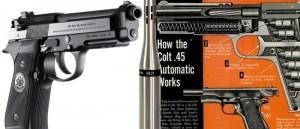Banner pistol sound design