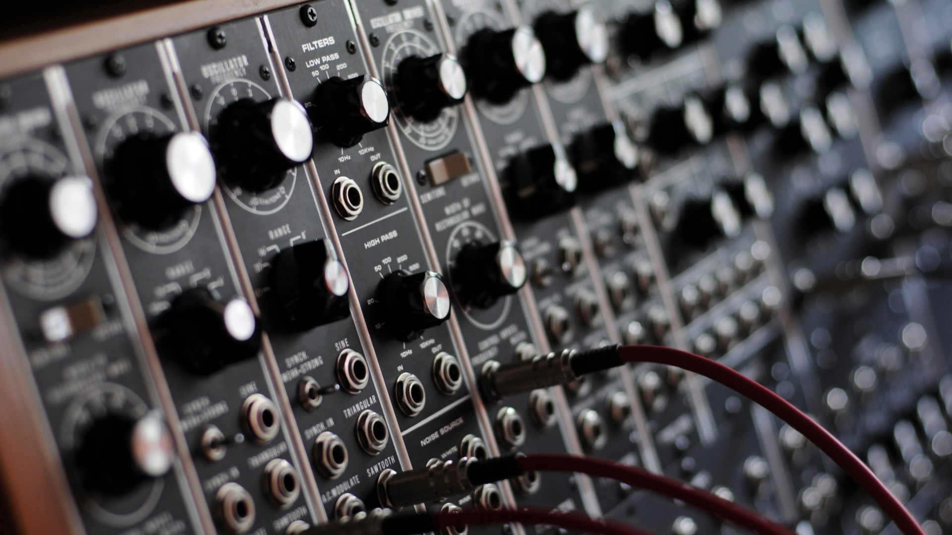 Moog modular wallpaper - LmK Music Production