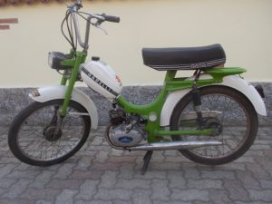 Motorino Garelli